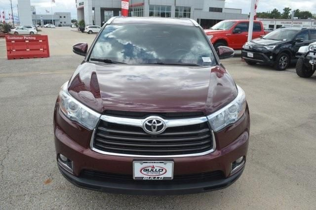 Certified 2015 Toyota Highlander Limited