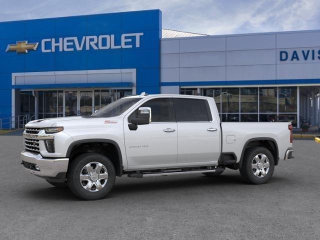 2020 Chevrolet Silverado 2500 LTZ