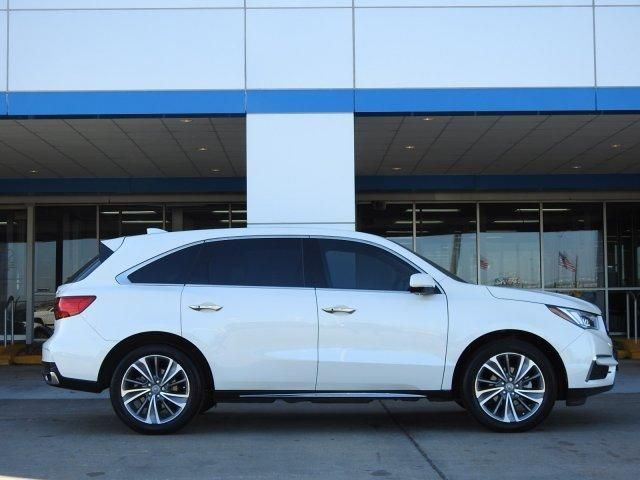 2018 Acura MDX 3.5L w/Technology Package For Sale Specifications, Price and Images