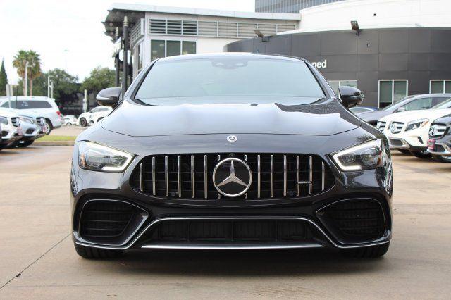 Certified 2019 Mercedes-Benz AMG GT S 4-Door