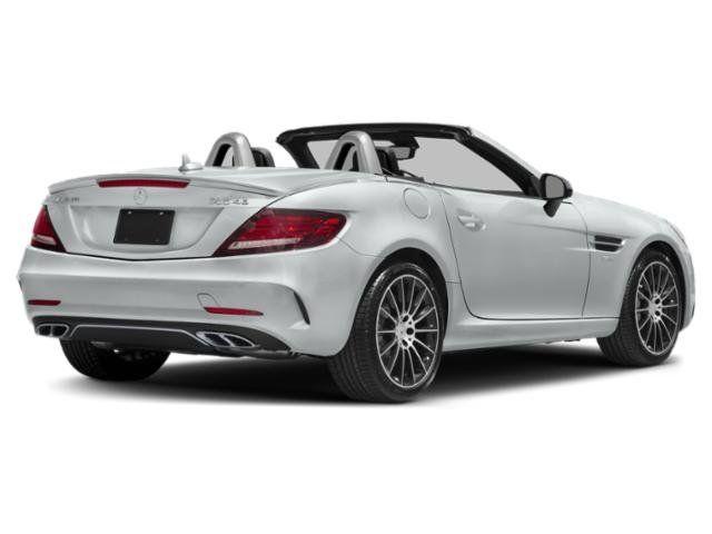 2020 Mercedes-Benz AMG SLC 43