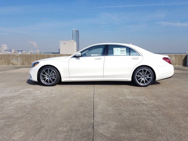 2020 Mercedes-Benz S 450