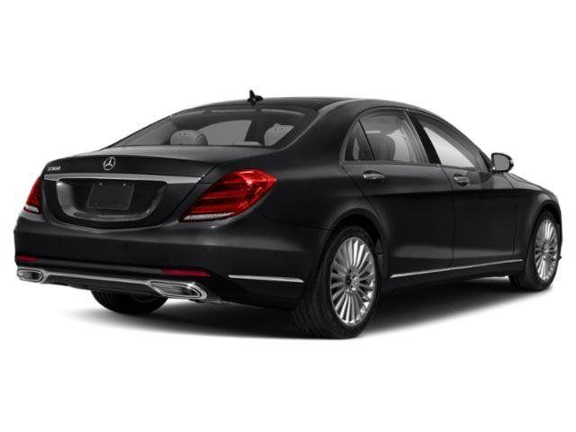 2020 Mercedes-Benz S 560