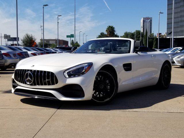 2018 Mercedes-Benz AMG GT Base