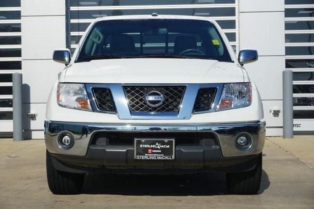 Certified 2019 Nissan Frontier SL