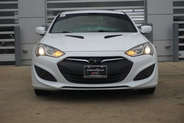 2013 Hyundai Genesis Coupe 2.0T Premium