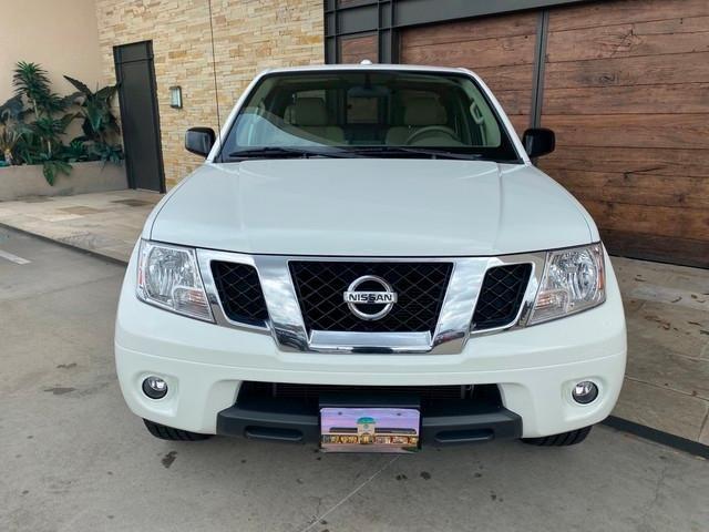 2017 Nissan Frontier SV-I4
