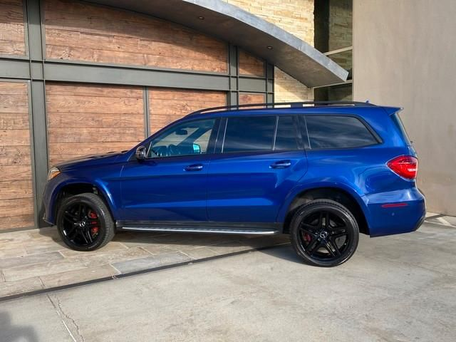 2017 Mercedes-Benz GLS 550 Base 4MATIC For Sale Specifications, Price and Images