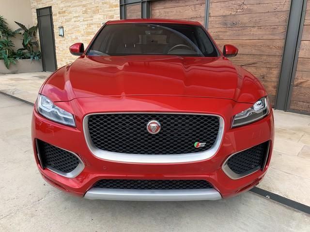 2019 Jaguar F-PACE S For Sale Specifications, Price and Images