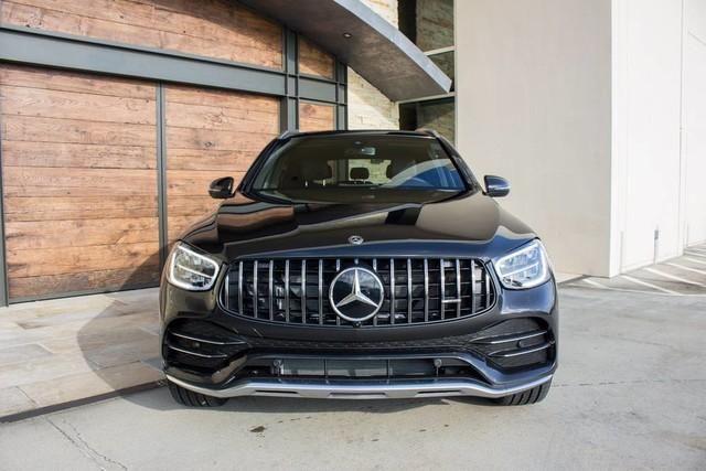 2020 Mercedes-Benz AMG GLC 43 Base 4MATIC