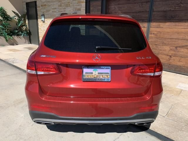 Certified 2017 Mercedes-Benz AMG GLC 43 Base 4MATIC For Sale Specifications, Price and Images