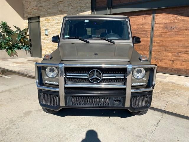 2018 Mercedes-Benz AMG G 63 Base For Sale Specifications, Price and Images