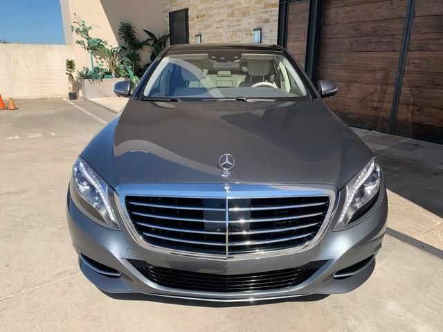Certified 2017 Mercedes-Benz S 550