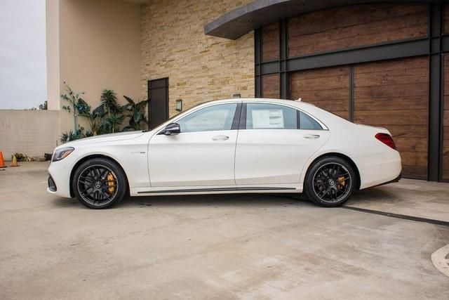 2020 Mercedes-Benz AMG S 63 Base 4MATIC For Sale Specifications, Price and Images