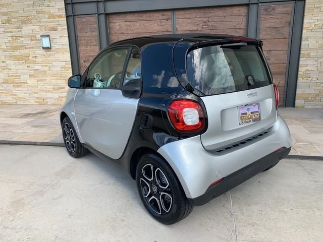 2018 smart ForTwo Electric Drive Passion For Sale Specifications, Price and Images