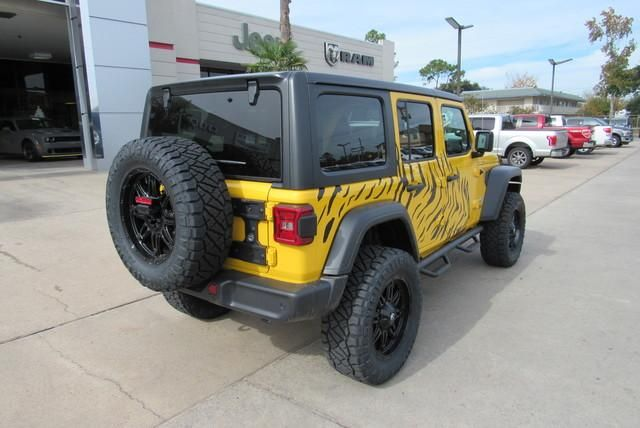 2018 Jeep Wrangler Unlimited Sport For Sale Specifications, Price and Images