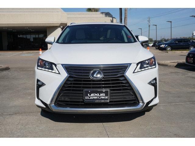 Certified 2018 Lexus RX 350 NAVIGATION