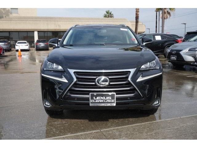 Certified 2017 Lexus NX 200t Base