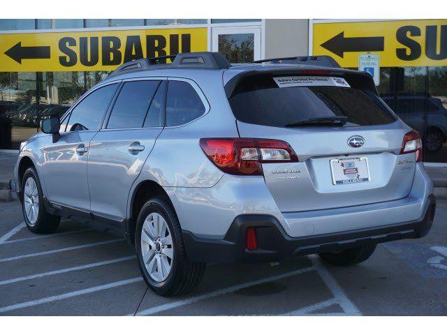 Certified 2019 Subaru Outback 2.5i