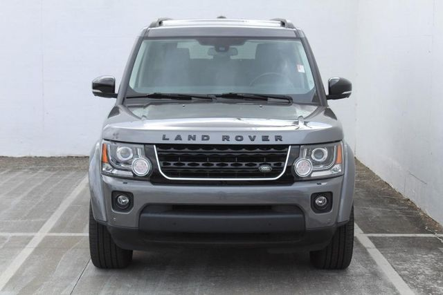 2016 Land Rover LR4 Base For Sale Specifications, Price and Images