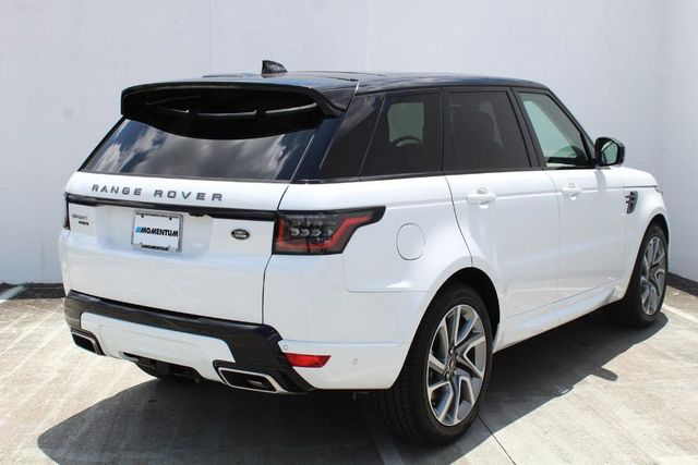 2020 Land Rover Range Rover Sport 3.0L Supercharged HSE Dynamic