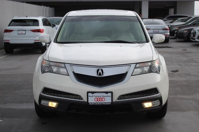 2010 Acura MDX 3.7L Technology For Sale Specifications, Price and Images