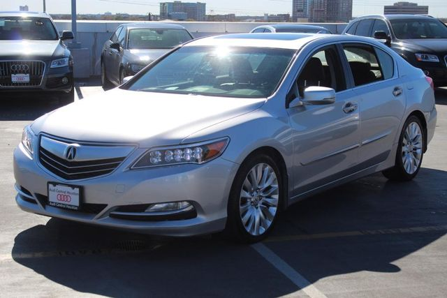 2014 Acura RLX Technology Package For Sale Specifications, Price and Images
