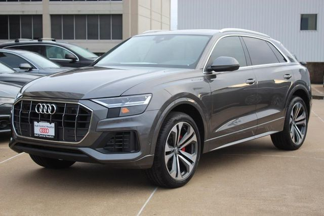 2019 Audi Q8 3.0T Premium Plus For Sale Specifications, Price and Images