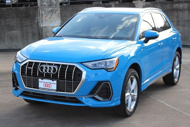 2020 Audi Q3 45 S line Premium For Sale Specifications, Price and Images