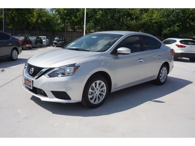 2019 Nissan Sentra SV For Sale Specifications, Price and Images