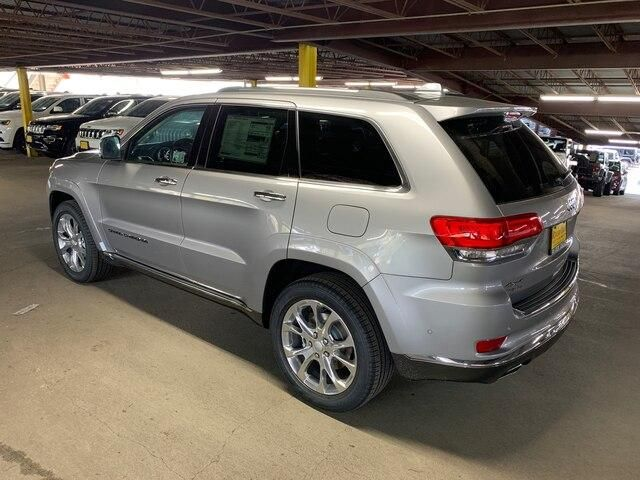 2020 Jeep Grand Cherokee Summit For Sale Specifications, Price and Images