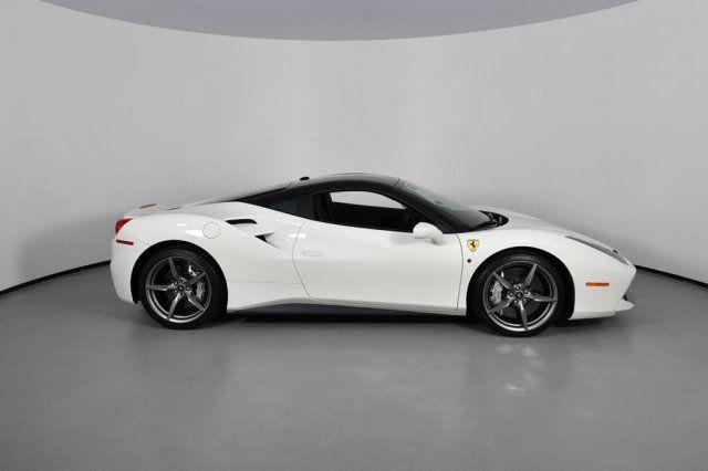 Certified 2016 Ferrari 488 GTB