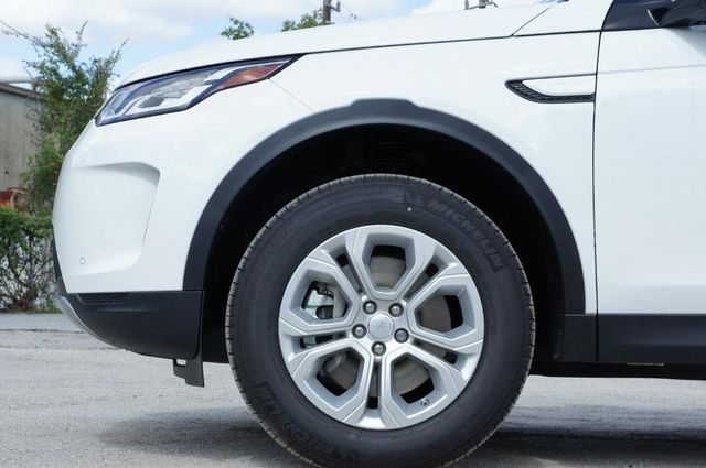 2020 Land Rover Discovery Sport S For Sale Specifications, Price and Images