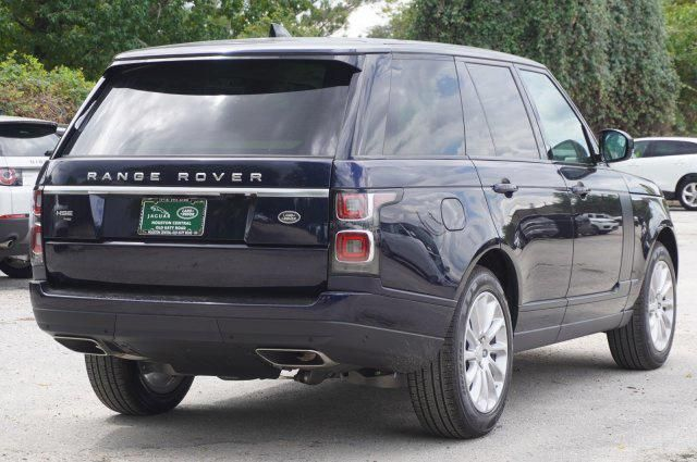 2020 Land Rover Range Rover HSE For Sale Specifications, Price and Images