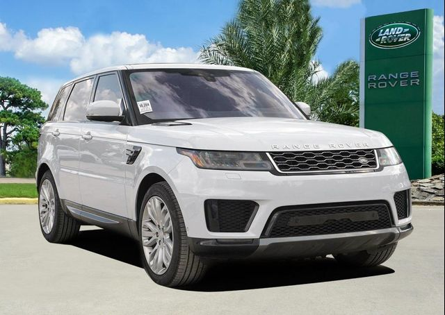 Certified 2018 Land Rover Range Rover Sport 5.0L Supercharged