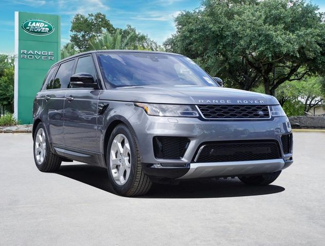 2020 Land Rover Range Rover Sport 3.0L Supercharged HSE