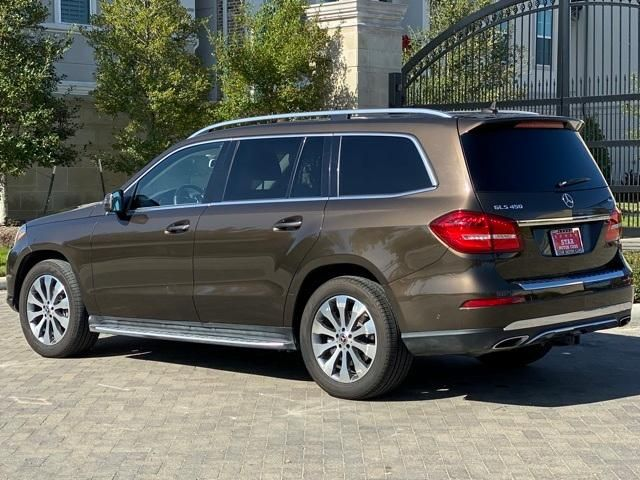 Certified 2017 Mercedes-Benz GLS 450 Base 4MATIC