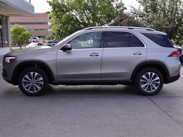 Certified 2020 Mercedes-Benz GLE 350 Base 4MATIC