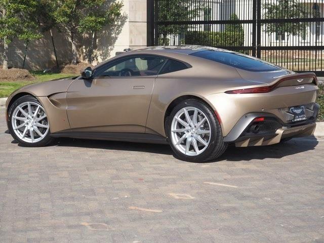 Certified 2019 Aston Martin Vantage Base