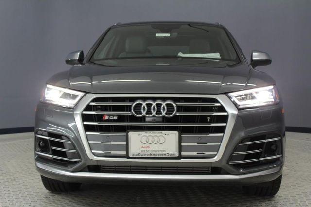 2018 Audi SQ5 3.0T Prestige