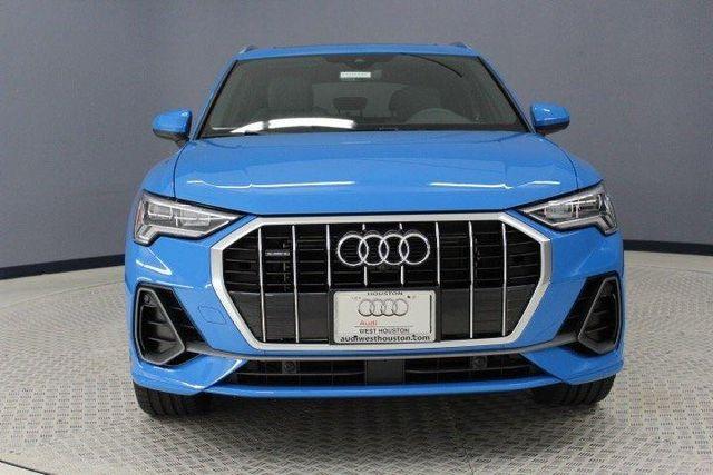 2020 Audi Q3 45 S line Premium