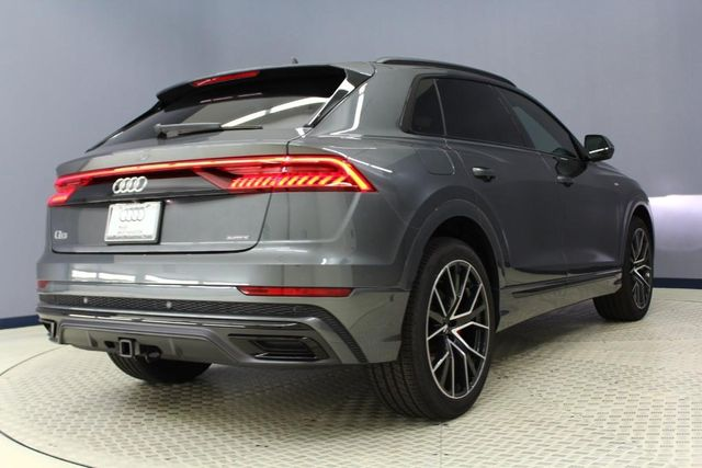 2019 Audi Q8 3.0T Prestige For Sale Specifications, Price and Images