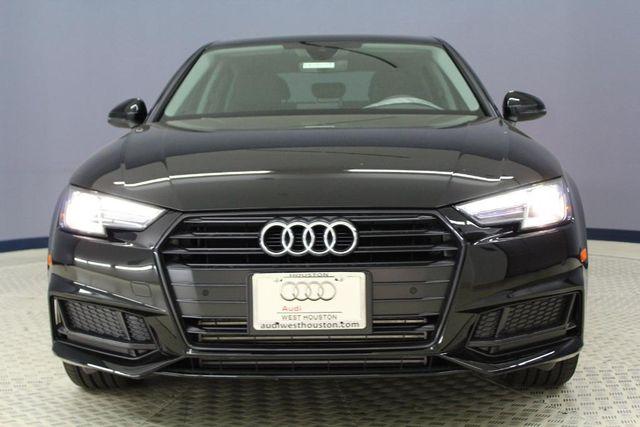 2019 Audi A4 2.0T Titanium Premium