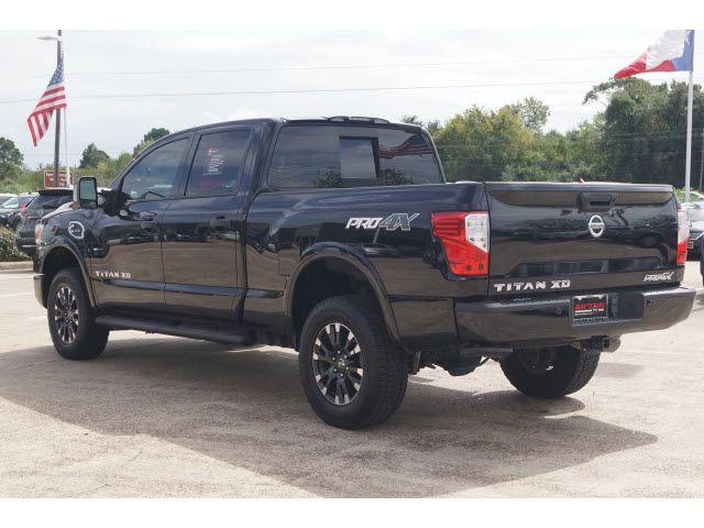 2017 Nissan Titan XD PRO-4X For Sale Specifications, Price and Images