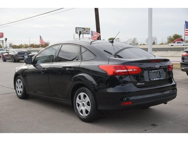 Certified 2018 Ford Focus S