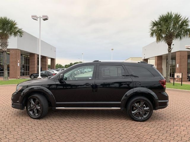 Certified 2018 Dodge Journey Crossroad