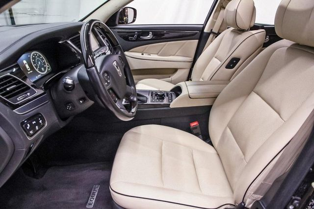 2016 Hyundai Equus Ultimate