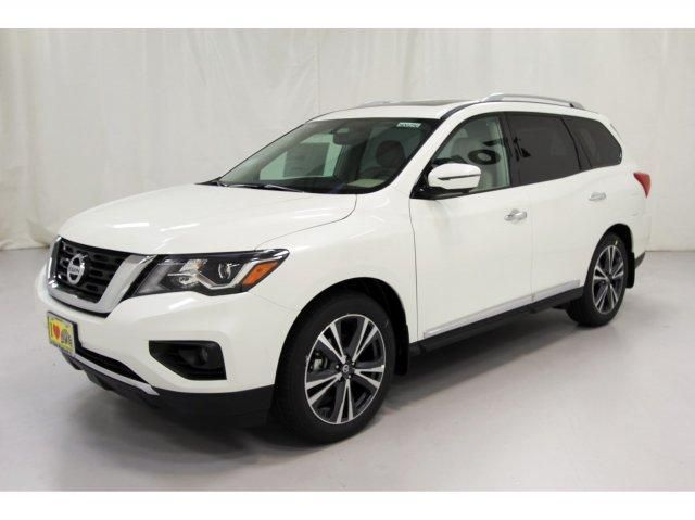 2020 Nissan Pathfinder Platinum For Sale Specifications, Price and Images