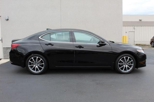 Certified 2017 Acura TLX V6 w/Technology Package For Sale Specifications, Price and Images