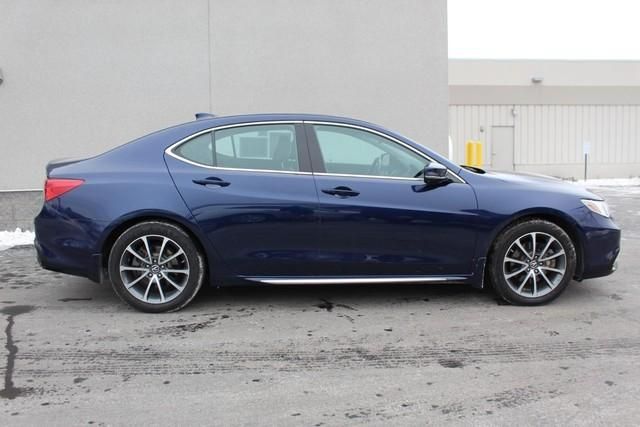 Certified 2018 Acura TLX V6 w/Technology Package